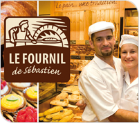 Folder Le Fournil 'in de (s)maak'